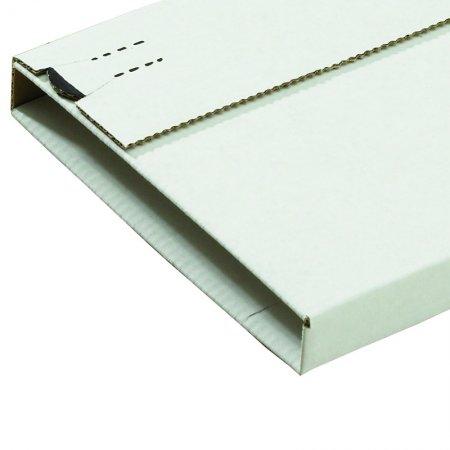 DVD-Mailer 293x146x24 mm in weiß